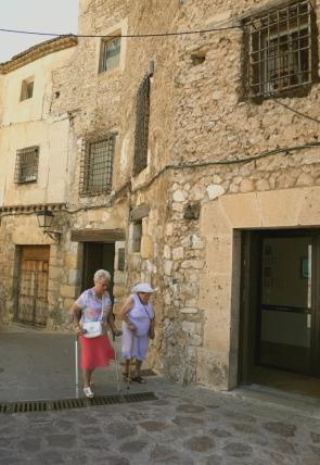 Cuenca, la Hoz y el Arte