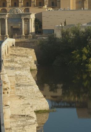 Córdoba, la ribera del Guadalquivir