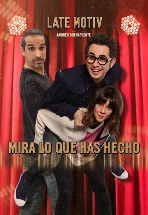 Berto Romero, Eva Ugarte y Javier Ruíz Caldera