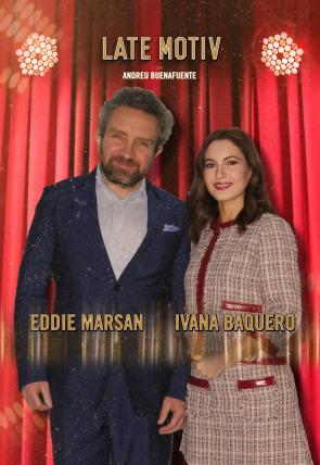 Eddie Marsan e Ivana Baquero