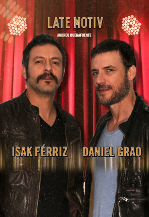 Isak Férriz y Daniel Grao