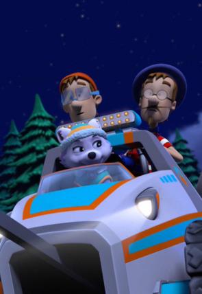 La Patrulla salva una roca espacial / La Patrulla salva a la alcadesa Buena