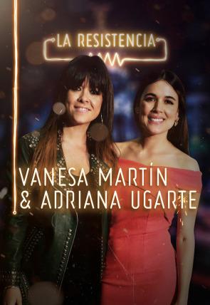 Vanesa Martín y Adriana Ugarte