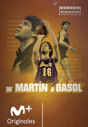 De Martín a Gasol