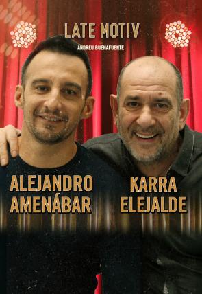 Alejandro Amenábar y Karra Elejalde