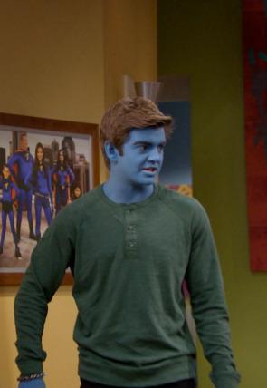 Ep.17 Detective azul