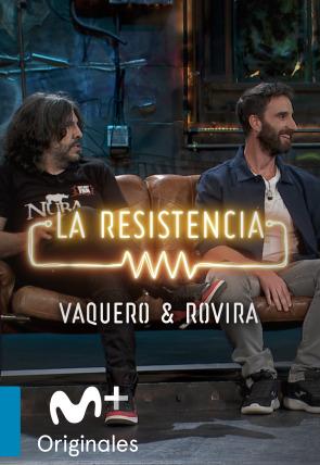 J.J. Vaquero y Dani Rovira -