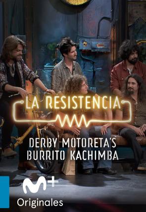 Derby Motoreta's Burrito Kachimba - Entrevista - 30.10.19