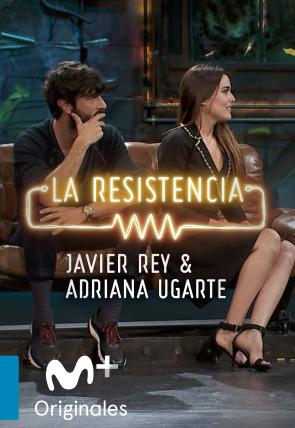 Javier Rey y Adriana Ugarte - Entrevista - 04.11.19