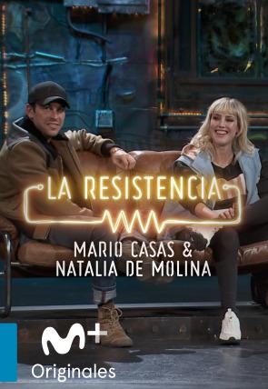 Mario Casas y Natalia de Molina - Entrevista - 19.11.19