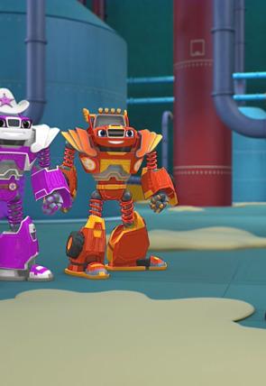 Amigos robots