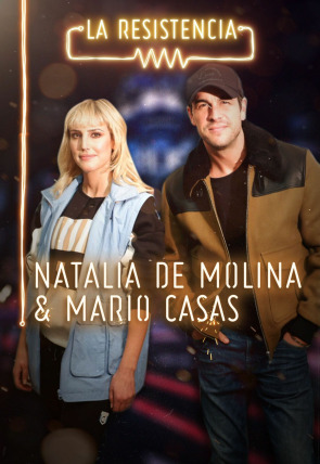Mario Casas y Natalia de Molina