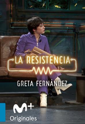 Greta Fernández - Entrevista - 27.11.19