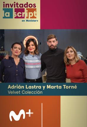 Velvet colección: Adrián Lastra y Marta Torné