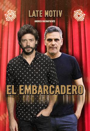 Álvaro Morte y Roberto Enríquez