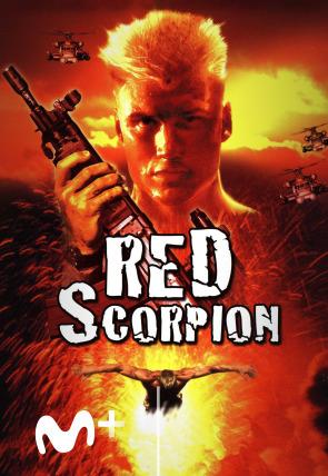 Red Scorpion, programado para destruir