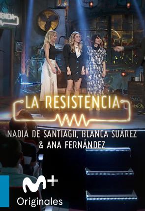 Las chicas del cable - Entrevista - 04.02.20