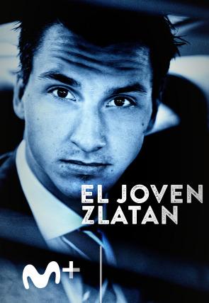 El joven Zlatan