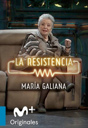 María Galiana - Entrevista - 02.03.20