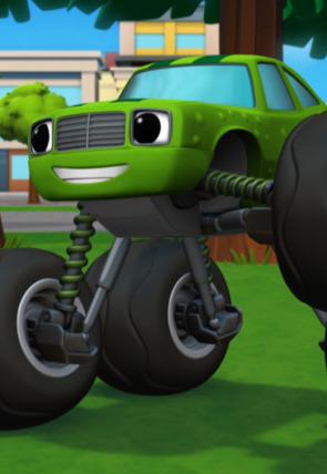 Robot Megabarro