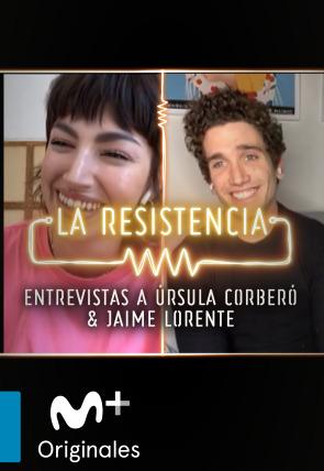 Úrsula Corberó y Jaime Lorente - Entrevista - 30.03.20
