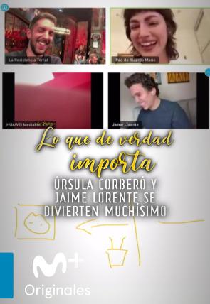 Úrsula Corberó y Jaime Lorente -