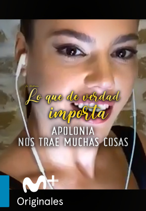 Apolonia Lapiedra - Entrevista - 08.04.20
