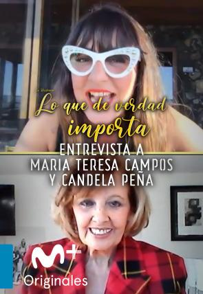 María Teresa Campos - Entrevista - 29.04.20