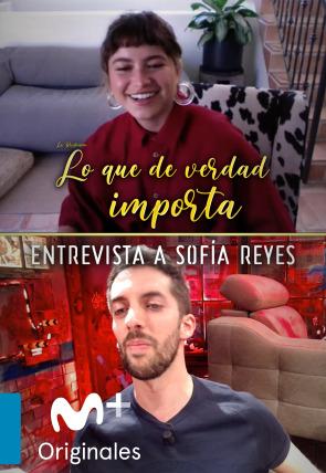 Sofía Reyes - Entrevista - 05.05.20