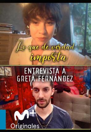 Greta Fernández - Entrevista - 06.05.20