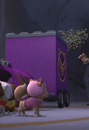 La patrulla salva la miel / La patrulla salva el bolso de la Alcaldesa Goodway