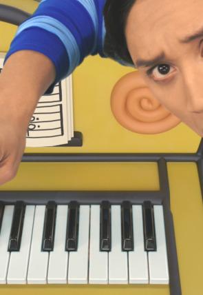 A cantar con Blue