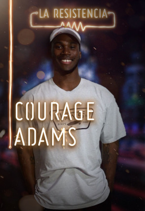 Courage Adams
