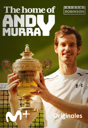 The home of Andy Murray