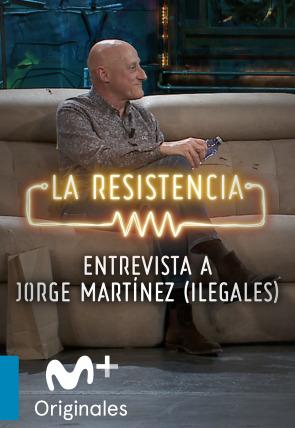Jorge Ilegal - Entrevista - 16.06.20