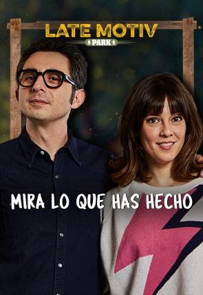 Berto Romero y Eva Ugarte