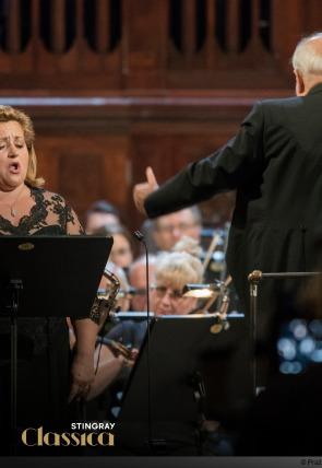 Penderecki - Sinfónia Siete puertas de Jerusalén
