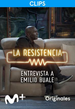 Emilio Buale - Entrevista - 23.06.20