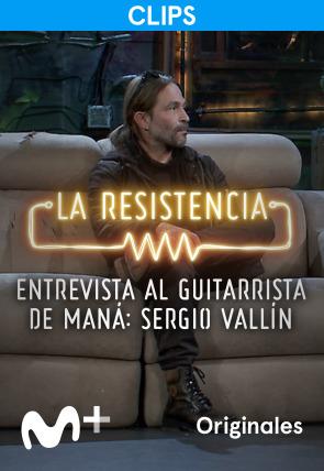 Sergio Vallín - Entrevista - 11.01.21
