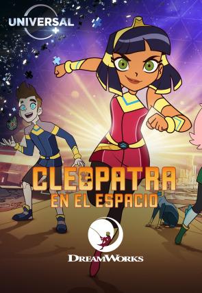 Cleopatra en el espacio
