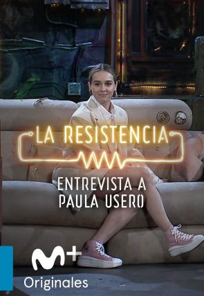 Paula Usero - Entrevista - 16.02.21