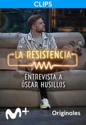 Óscar Husillos - Entrevista - 09.03.21