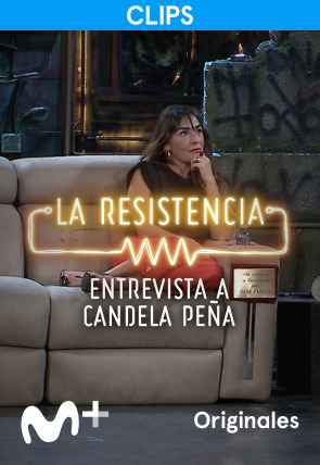 Candela Peña - Entrevista - 15.03.21