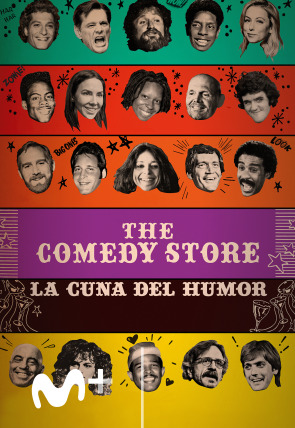 The Comedy Store. La cuna del humor