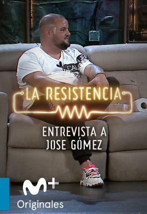 José Gómez - Entrevista - 23.03.21