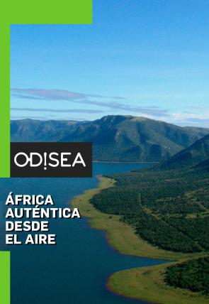 África auténtica desde el aire