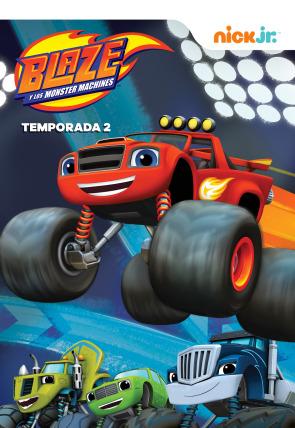 Blaze y los Monster Machines (T2)