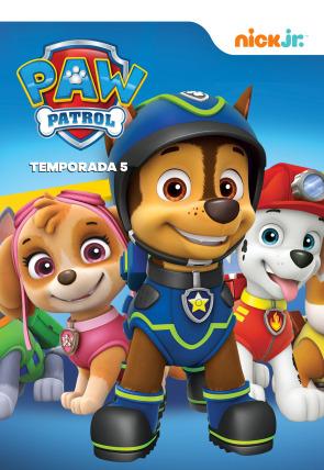 La patrulla canina: la poderosa patrulla
