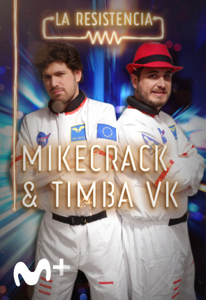 Mikecrack y Timba UK