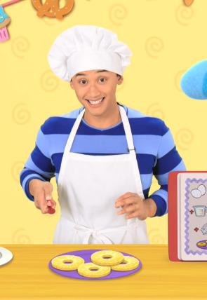 Cocinando con Blue